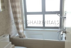 lane house high rise apartment at  8 park avenue of jingan district of shanghai for  rent6