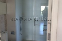 lane house high rise apartment at  8 park avenue of jingan district of shanghai for  rent8