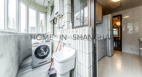lane house high rise apartment at  mid huaihai rd of french concession of shanghai for rent4