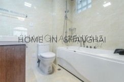 lane house high rise apartment at  mid huaihai rd of french concession of shanghai for rent7