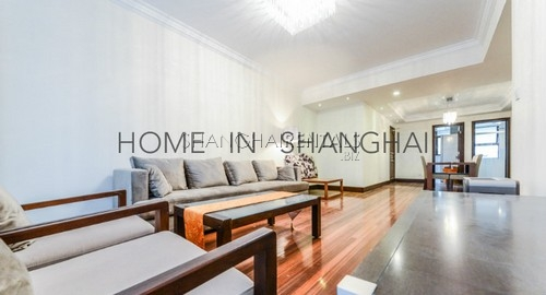 lane house high rise apartment at  mid huaihai rd of french concession of shanghai for rent8