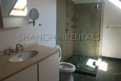 lane house high rise apartment at  mid yanqing rd of french concession of shanghai for rent2