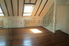 lane house high rise apartment at  mid yanqing rd of french concession of shanghai for rent3