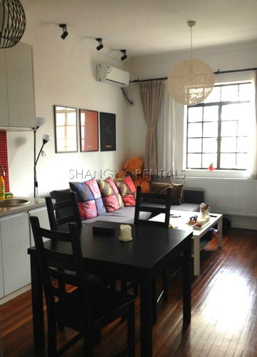 2 Br Apartment in Jing'An for Rent