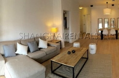 3 Br in Central Residences in Former French Concession