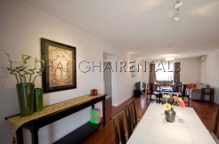 3 Br Apt at The Summit in Former French Concession