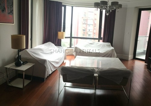 Bright 3 Br Apt in Chateau Pinnacle in Former French Concession