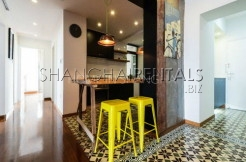 4 Br Apartment in Former French Concession for Rent