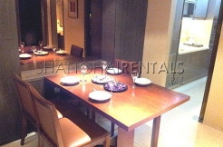 1 Br Apartment at City Castle in Jing'an for Rent