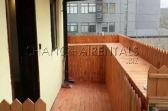 2 Br Apartment in the Former French Concession for Rent