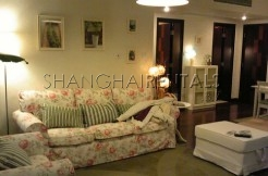 2 Br Apartment at Maison des Artistes in Gubei for Rent