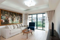 2 Br Apt at Yanlord Garden in Pudong