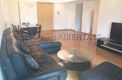 3 Br Apt at 8 Park Avenue in Jing'an