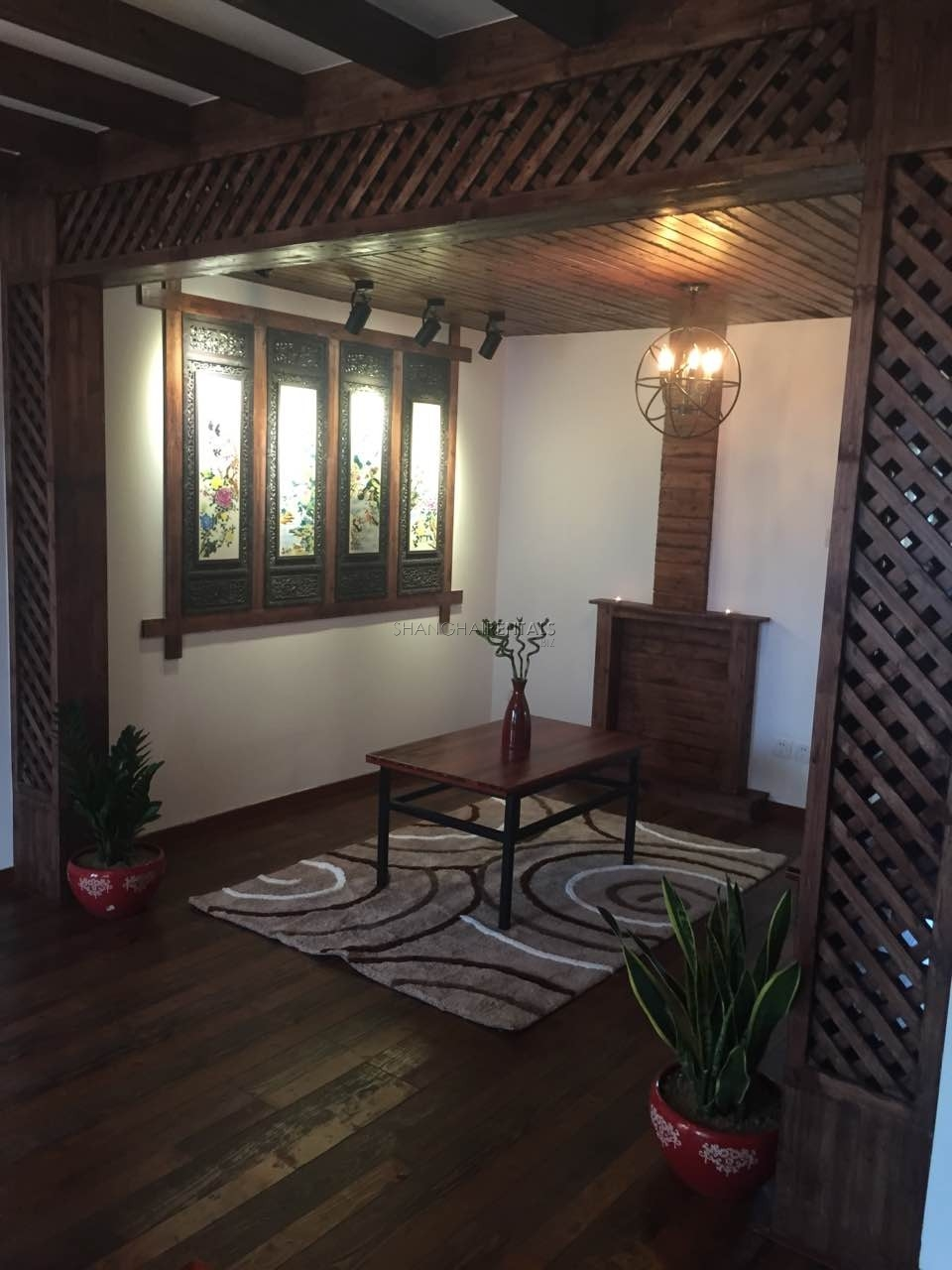 2 Br Apartment in Former French Concession for Rent