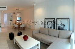 3 Br Apartment at Joffre Garden in French Concession