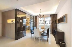 3 Br Apartment at 8 Park Avenue in Jing'An for Rent
