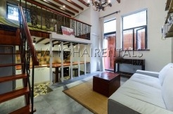 1 Br Duplex Apartment in Former French Concession