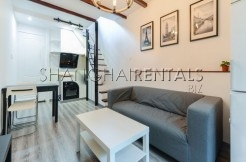 1 Br Apartment in Former French Concession for Rent