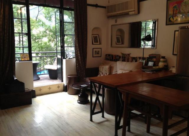 Kangping road terrace flat for rent 11