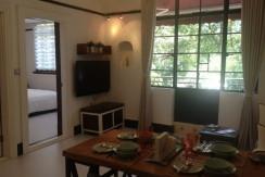 Kangping road terrace flat for rent 9