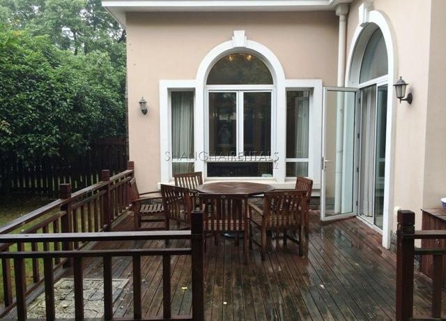 Risen villa for rent in qingpu expats 10
