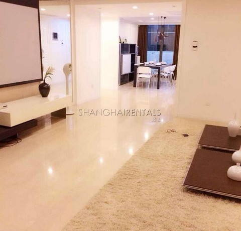 Top of city for expats for rent in Jingan 1