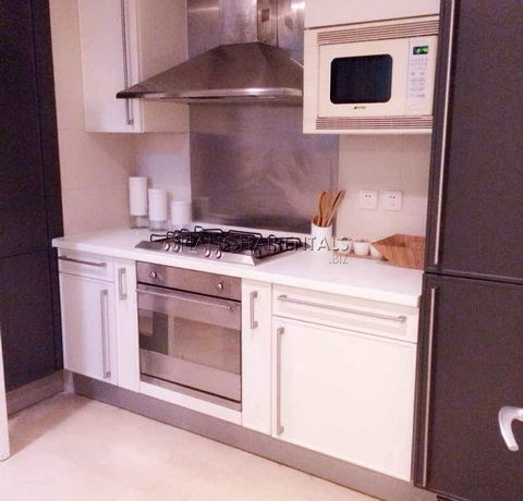 Top of city for expats for rent in Jingan 2
