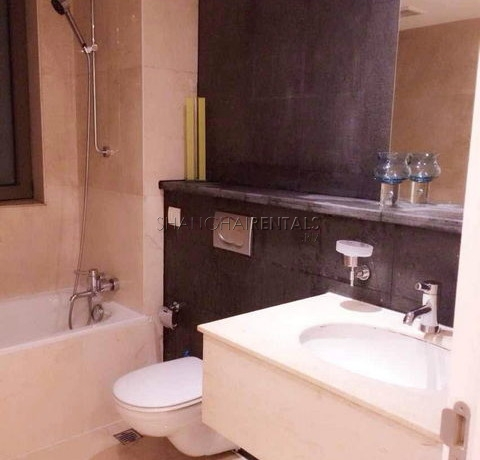 Top of city for expats for rent in Jingan 6