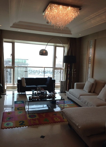Modern apartment in Pudong for rent