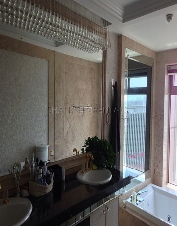 modern apartment in shimao riveria pudong for rent (3)