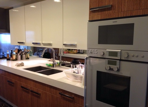 modern apartment in shimao riveria pudong for rent (8)