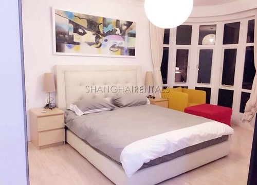 Hengshan rd apartment in French Concession For Rent (8)