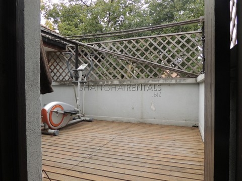 lane house for rent in shanghai foormer french concession6