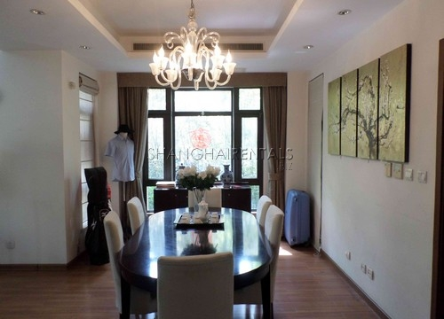 Rent Stratfor Townhouse in Huacao near close to American school in Shanghai (4)