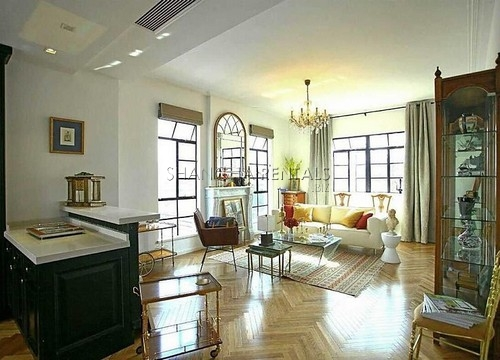 Rent a lane house on Anfu rd in French Concession in Shanghai  (3)