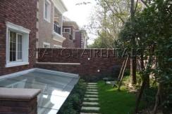 Rent the Emerald  Villa in Kangqiao in Shanghai near SCIS school (10)