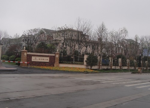 Rent the Emerald  Villa in Kangqiao in Shanghai near SCIS school (3)