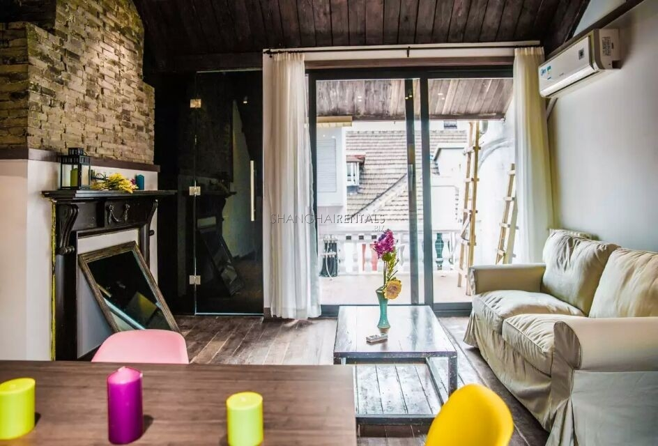 1 Br Apartment in the Former French Concession