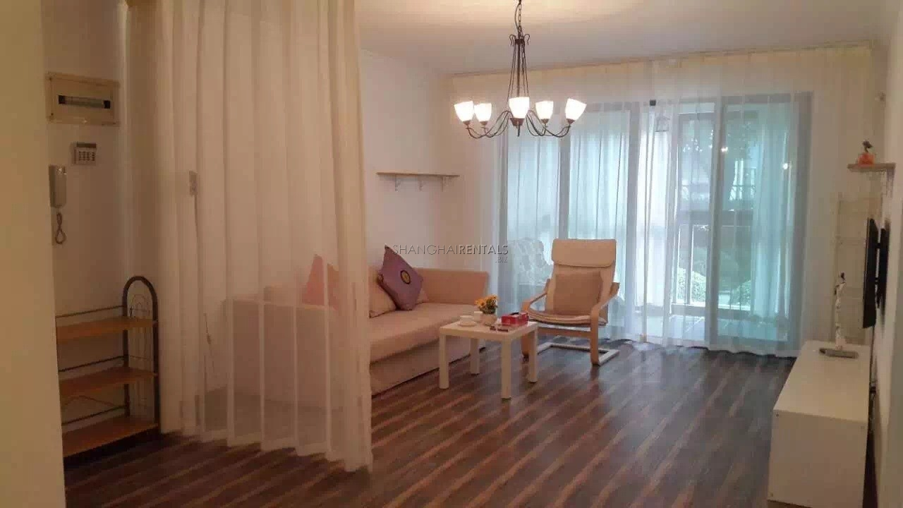 2 Br Apartment in Minhang For Rent